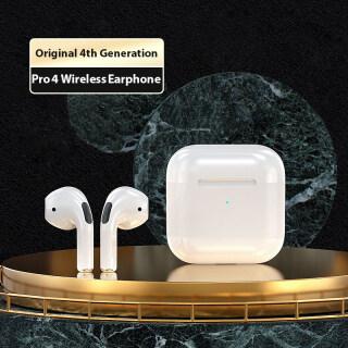 Tai Nghe Bluetooth Mini Mới 2020 Tai Nghe Không Dây Thế Hệ Thứ TWS Tai Nghe Thể Thao Chơi Game Bluetooth Tai Nghe Không Dây Chân Thực Cho iPhone Android thumbnail