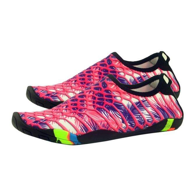 [Giá Thấp Nhất] Giày Thể Thao Dưới Nước Unisex Bền Bỉ Dép Lặn Người Yêu Bơi Giày Đi Biển giá rẻ
