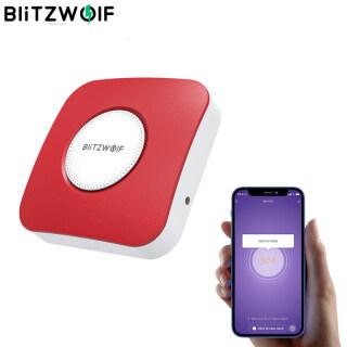 BlitzWolf Còi Báo Động Thông Minh Không Dây Wifi BW-IS11 Báo Thức Thời Gian Thực, Push APP Control Hoạt Động Với Ứng Dụng Cuộc Sống Thông Minh Tuya thumbnail