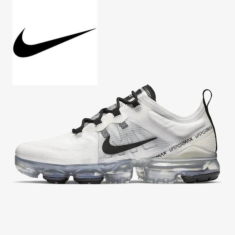 a68e00f3b96 Original Nike Air VaporMax 2019 Women s Running Shoes Comfortable Outdoor  Sneakers Jogging Athletic Designer Footwear AR6632