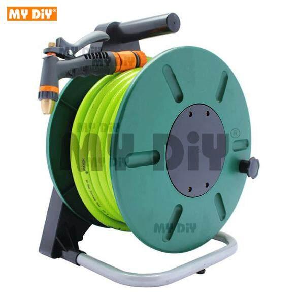 MY DIY- Hokah Garden Hose Reel 25m hose reel 7301-Original / Wall Mounting  / Garden Hose Reel set