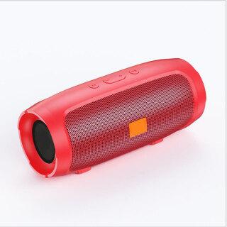 Winstong Loa Bluetooth Di Động Mini, Hộp Loa Thẻ TF Âm Thanh Nổi Cột Mini Không Dây Ngoài Trời Chống Nước thumbnail
