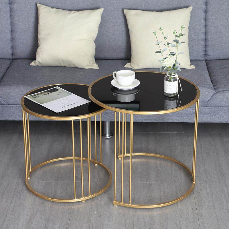 Coffee Table Double Tables Metal Table By Olive Al Home