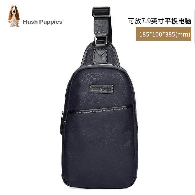 Amerika Serikat Hush Puppies tas dada Pria tas dada pria tas santai tas  bahu tunggal tas 48e3046da2