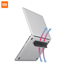 Xiaomi Mijia MIIIW Laptop Stand Holder Mount Portable Mini Folding Laptop Lapdesk Office Ergonomic Notebook Stand For 12inch 13inch Notebook