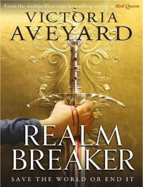 Realm Breaker: 9781409193951:  By Aveyard, Victoria Malaysia