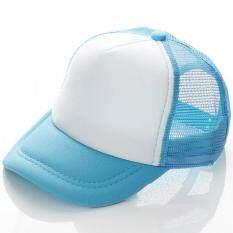 Miễn Phí Vận Chuyển Trẻ Em Kids Boy Girl Mùa Hè Lưới Mũ Bóng Chày Thể Thao Ngoài Trời Snapback Sun Hat Odetteli
