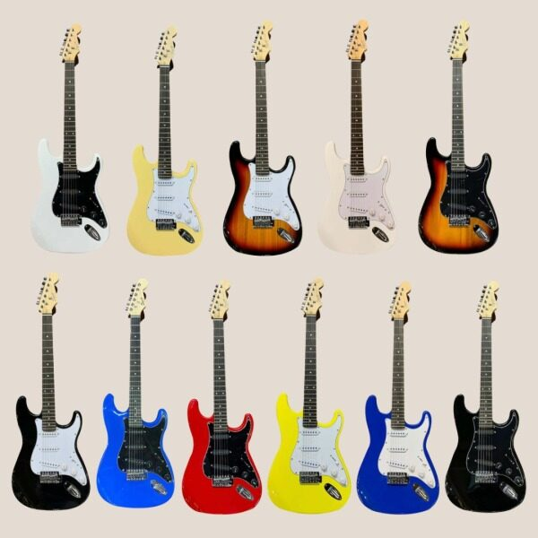 SQUIER by Fender Stratocaster Beginner Electric Guitar (MiC) Malaysia