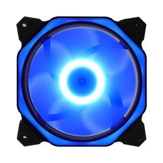 Tanjiaxun Quạt Ốp RGB Quạt Làm Mát Máy Tính PC Đa Năng LED Cầm Tay Độ Ồn Thấp 12Cm Dành Cho Máy Tính thumbnail
