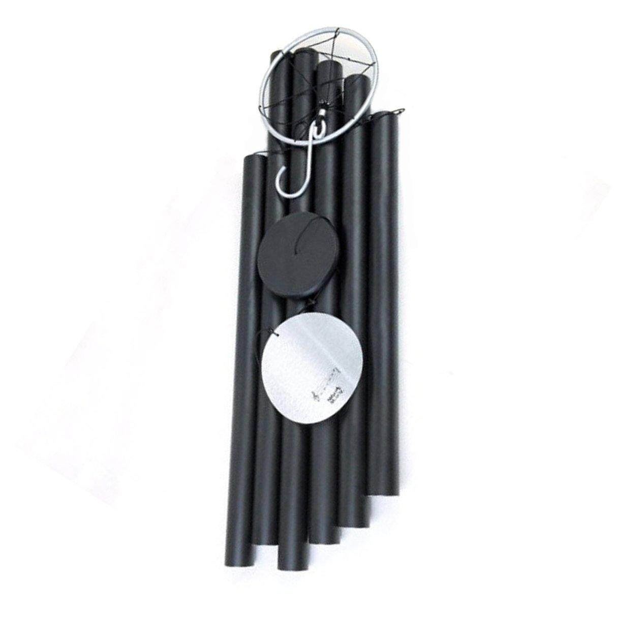 Hot Sale Fashion Music Metal Matte Wind Chime Garden Ornaments Home Decoration