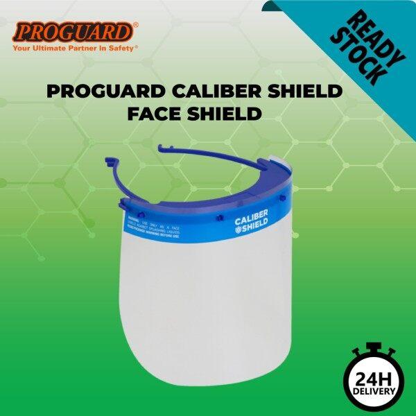 Proguard Caliber Shield Face Shield Malaysia Ready Stock