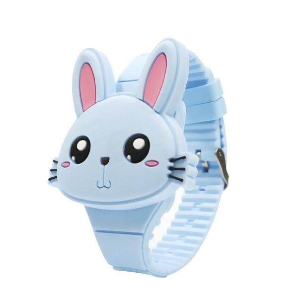 Nơi bán Đồng hồ điện tử trong trẻ em chất liệu silicon không kích ứng có đèn led thích hợp làm quà tặng đáng yêu