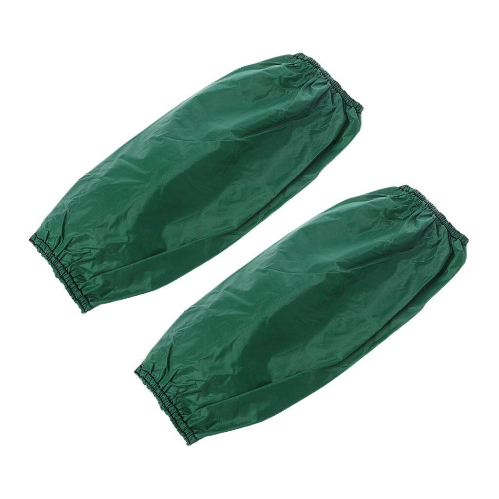 New 1 Pair Waterproof Oilproof Arm Sleeves Covers Oversleeves Sleevelets Cleaning Protective Kitchen Tool