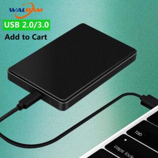 WALRAM Drive-USB3.0 Cứng Gắn Ngoài Ổ Cứng SSD SATA 2.0 2.5Inch, Hộp Đựng Ổ Cứng Di Động Cho Máy Tính Xách Tay thumbnail
