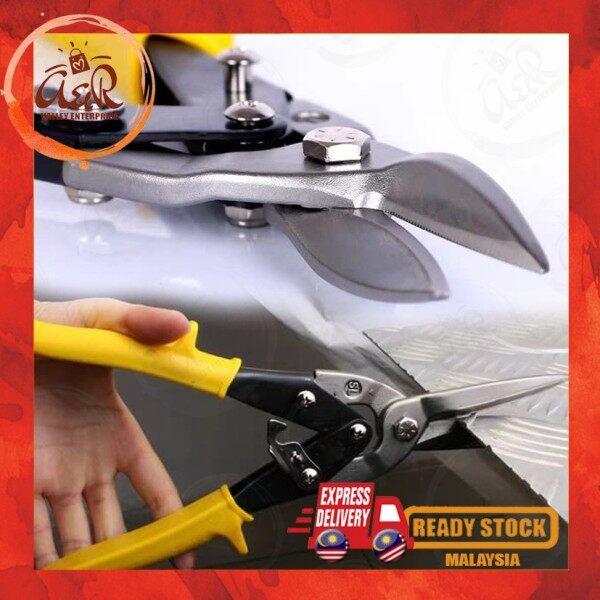 ▧✲❀  Gunting Zink   Shear Stainless Steel Sheet Metal Scissors 250mm 🔥 READY STOCK MALAYSIA 🔥