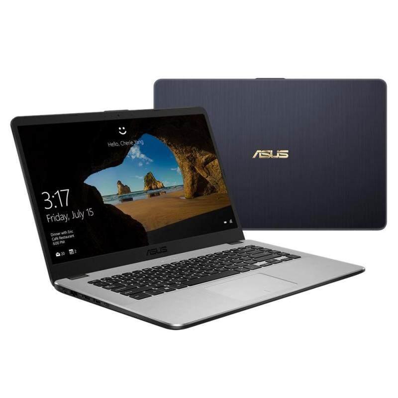 Asus Vivobook X505Z-ABR633T 15.6 Laptop Grey (R5-2500U, 4GB, 256GB, ATI, W10 ) Malaysia