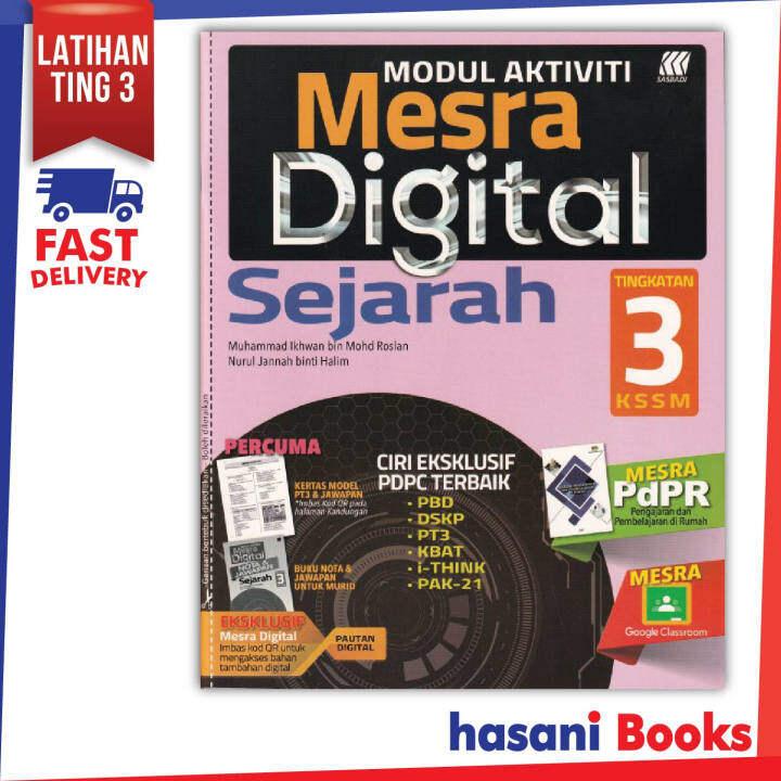Buku Latihan Modul Sejarah Tingkatan 3 Jawapan / Jawapan ...