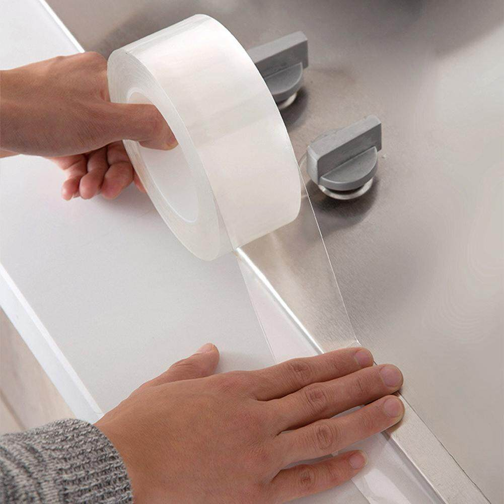 Aolvo Caulk Strip Self Adhesive Tape Waterproof For Kitchen Bathtub Doors Windows Bathroom Shower Toilet Kitchen Wall Sealing Tape By Aolvo.