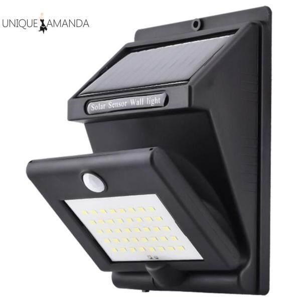 Đèn LED Năng Lượng Mặt Trời Cảm Biến Chuyển Động Chống Nước 150 Xoay Đèn Đường Tường [TuanSu Shop]