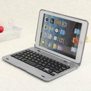 Bao Đựng Bàn Phím Bluetooth 2 Trong 1, Giá Đỡ Cho iPad Mini 1 2 3 bàn phím máy tính thumbnail