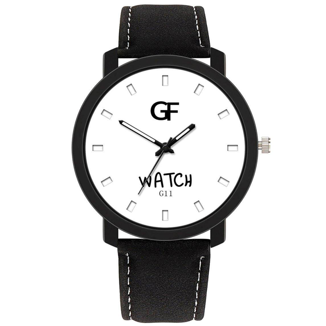 Crazy Sale G11 Men Precision Timing Comfortable Cool Fashion Looking Nice Quartz Watch