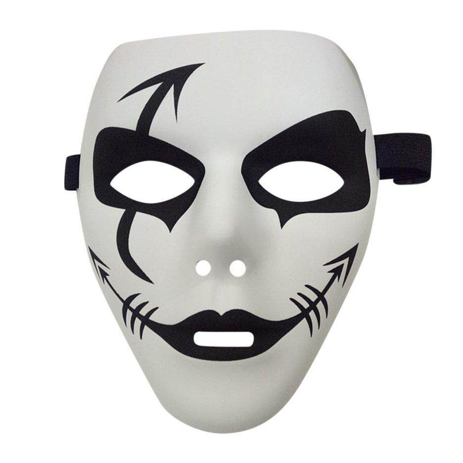 Hot Sellers PVC Graffiti Mask Halloween Costume Masks Face Masks Party  Costumes Prop
