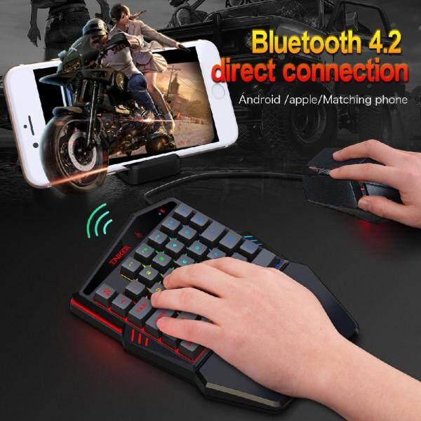 Bộ Điều Khiển Tay Cầm Chơi Trò Chơi Di Động PUBG Mới 2020 Bộ Chuyển Đổi Làm Mát Chuột Và Bàn Phím Chơi Game Cho IOS iPhone Android Sang PC Bộ Chuyển Đổi Bluetooth Cắm Và Chạy