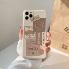 Ốp Lưng Ốp Điện Thoại Mềm Thời Trang Ins Dành Cho Iphone, Ốp Lưng Điện Thoại Iphone 12Mini 12/12Pro 12pro Max 11 11Pro Max SE 2020 X XS XR XsMax Cho Iphone 6 6S 6Plus 7 8 7Plus