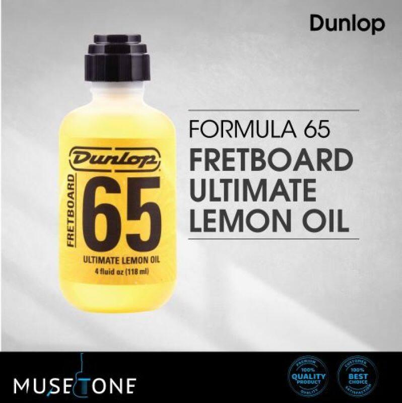 Jim Dunlop Fretboard 6554 Ultimate Lemon Oil cleaner Malaysia