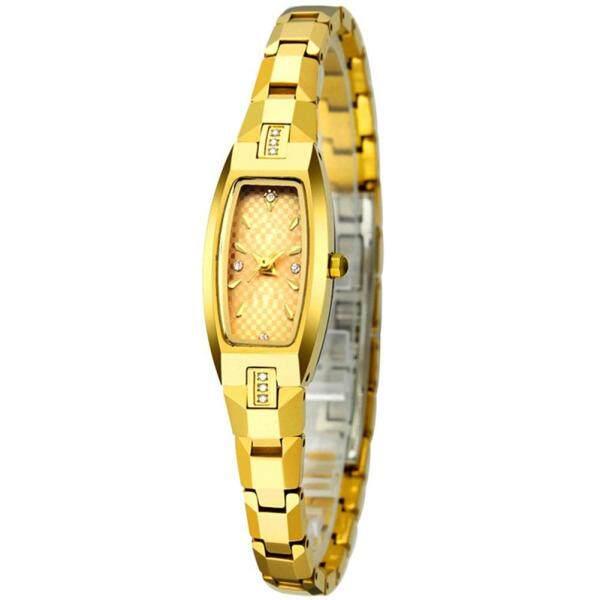 Women Quartz Watch Tungsten Steel Strap Altra-thin Waterproof Lady Wristwatch Malaysia