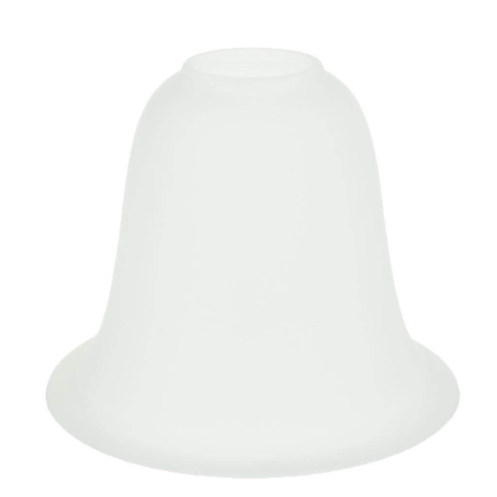 BolehDeals Ceiling fan light chandelier wall light glass lampshade