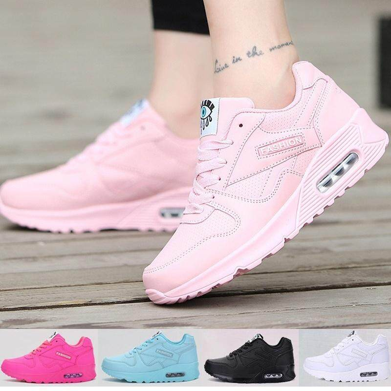 dd525b2b384 UGSHOES Women Casual Breathable Mesh Outdoor Sport Shoes Running Shoes