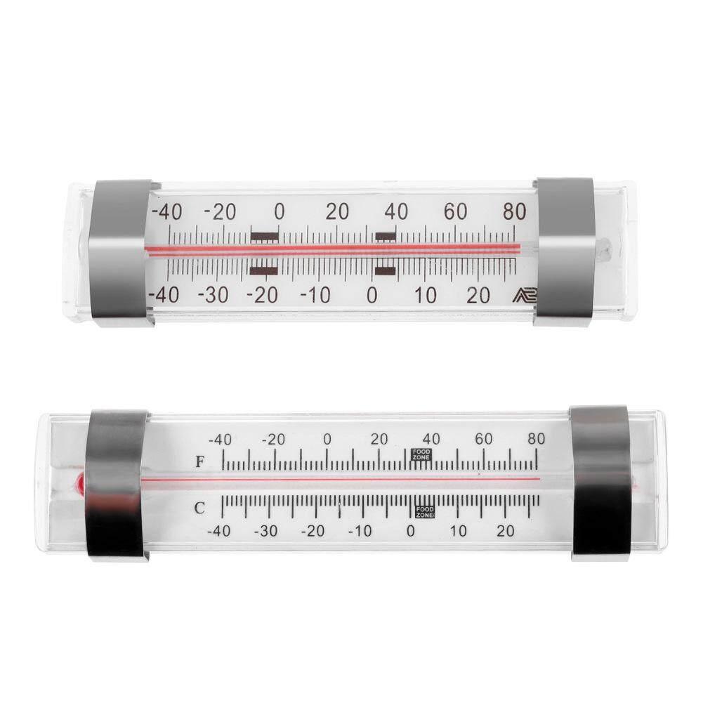 WD Mini Refrigerator Thermometer No Mercury High Accuracy Thermometer