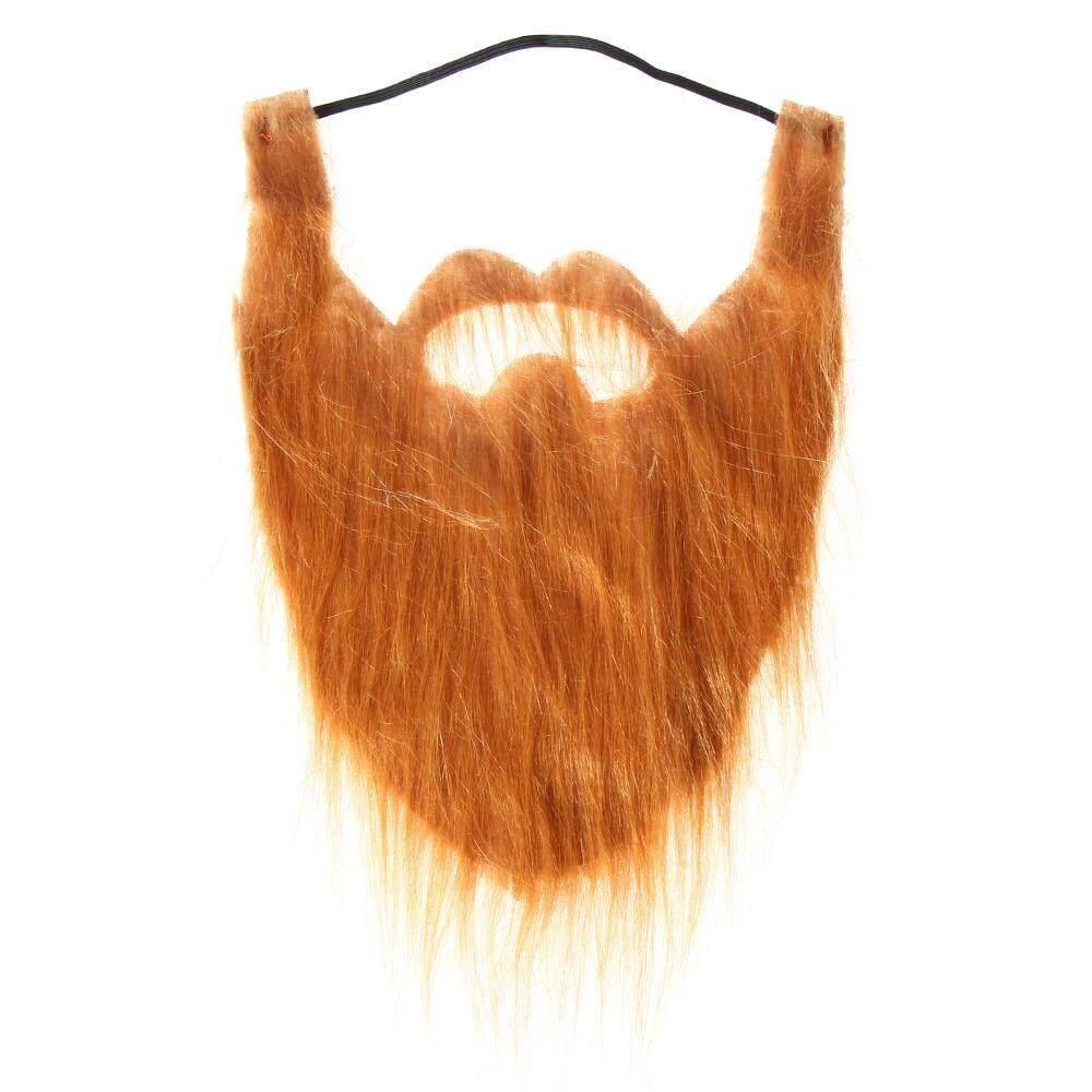 Party Halloween Costume Fake Beard Moustache Wig Fancy Dress Facial Hair