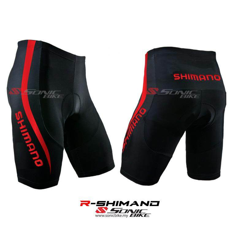 a205a3574c38 READY STOCK [FREE RETURN] SHIMANO Cycling Pant Gel Padded - P-SHIMANO