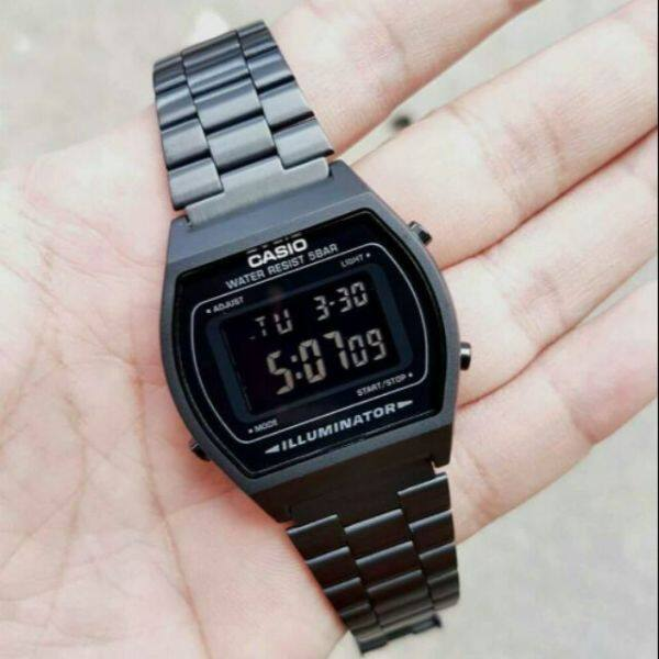 CASI0 B640 Rose Gold Wrist Watch Malaysia