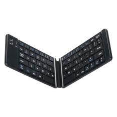 Bàn Phím Gập Bluetooth Di Động Dux Ducis Bàn Phím Mỏng Không Dây BT Có Thể Gập Lại Cho IOS/Android/Windows