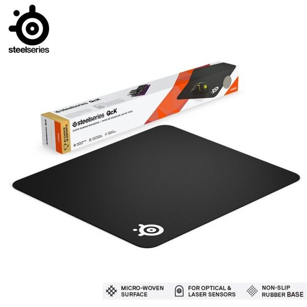 SteelSeries QCK Cloth Gaming Mousepad Malaysia
