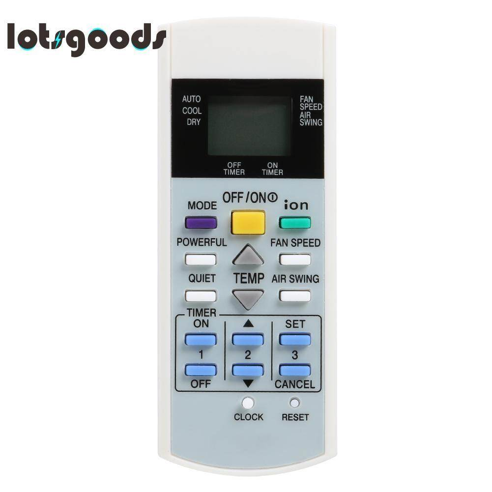 lotsgoods Air Conditioner Remote Control for Panasonic A75C3299 A75C2632  A75C2656 A75C2600 AT75C3299