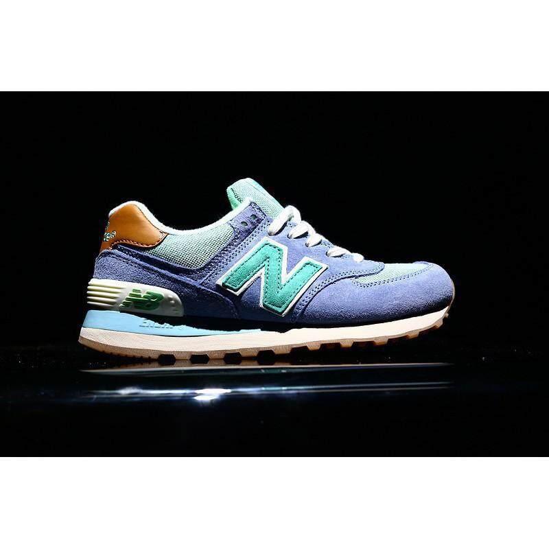 สอนใช้งาน  นครราชสีมา NEW BALANCE ML 574 BCC บุรุษสตรีกีฬารองเท้ารองเท้าผ้าใบใส่วิ่ง