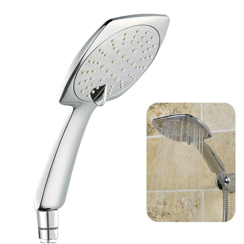 3 chế độ Hình Vuông Nhẹ Nhàng ABS Nhựa Cầm Tay Nhà Đa Năng Đồ Dùng Phòng Tắm Xịt Bền Tắm Nhẹ Siêu Mỏng Mix mưa Lốc
