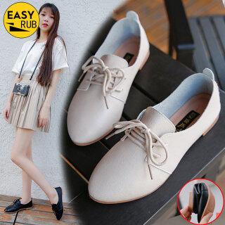 Dễ Dàng Chà Phụ Nữ Của Bề Mặt Mềm Giày Bệt Thời Trang Mới Giày Trắng Nhỏ thumbnail