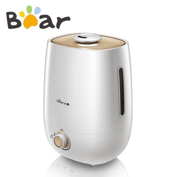 Bear Humidifier 5L Large Capacity Air Humidification Bedroom Dormitory Mute Home Mini Aromatherapy Machine Humidifier JSQ-A50U1 Singapore