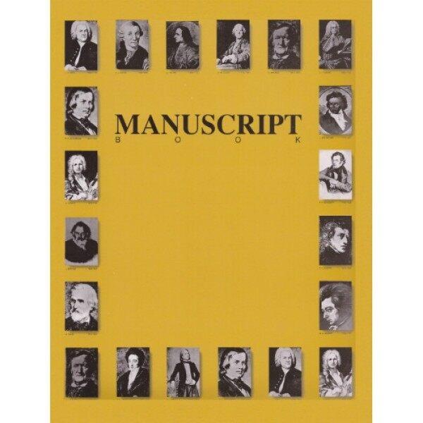Music Manuscript Book Malaysia