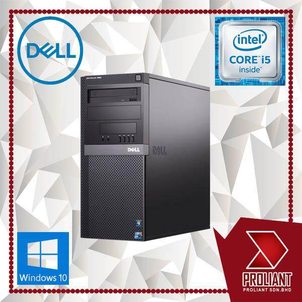 DELL OPTIPLEX 980 MICRO TOWER BUSINESS PC - CORE I5 3 50GHZ [1 YEAR  WARRANTY] DESKTOP