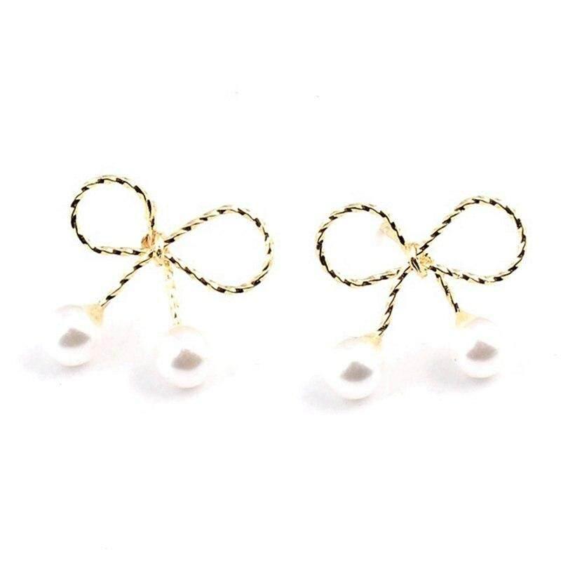 Meiyang Baru Populer Desain Sederhana Gaun Pesta Gembung Anting Stud Hollow Anti Alergi Anting-Anting untuk Wanita Perhiasan Penjualan Terlaris Hadiah Perhiasan Fashion