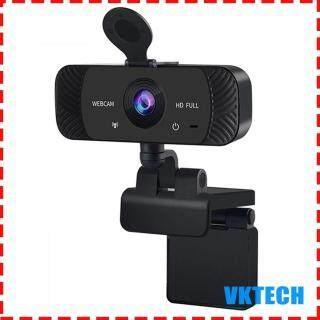 Camera Web Máy Tính Lấy Nét Tự Động W19 Chuyên Nghiệp Webcam USB 1080P HD Phụ Kiện Máy Tính thumbnail