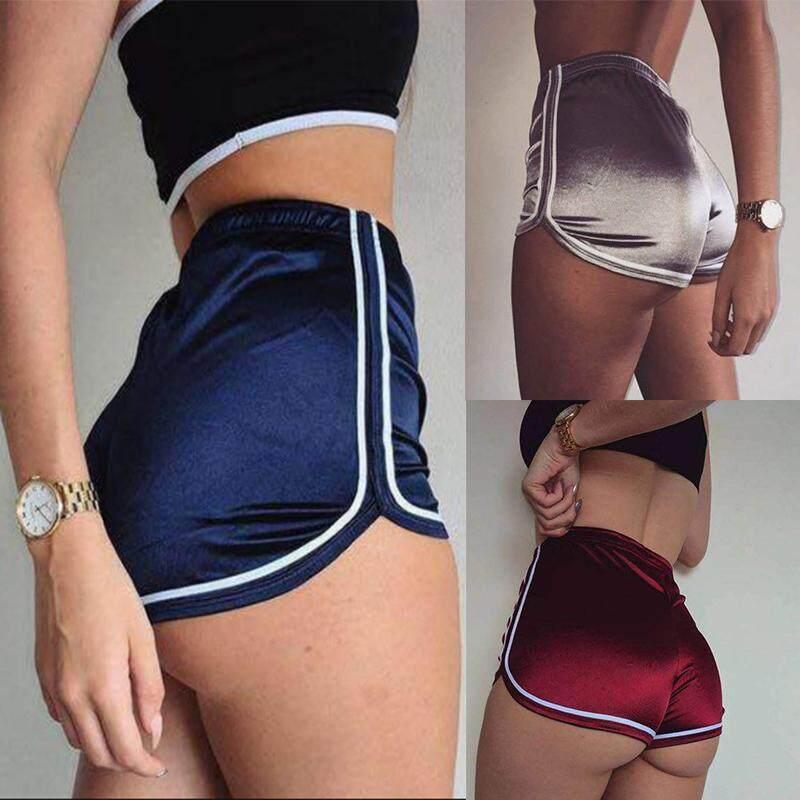 545efc91640 【AILIN】-2019 Women Sport Fitness Yoga Shorts Women Athletic Shorts Cool  Ladies Sport Running Short Fitness Clothes Jogging