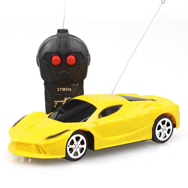 Two-Way Remote Control Racing Car Model Toy Electric Car Wireless Remote Control Childrens Toys By Jin Xin.