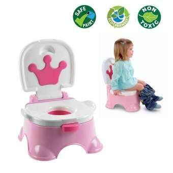 NEW ARRIVAL HIGH QUALITY BPA FREE BABY POTTY TRAINING CHAIR for 6+ month babies